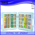 48 color oil pastel crayon for kids,kids color painting set