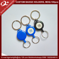 Customized LOGO Badge Holder Accessories For