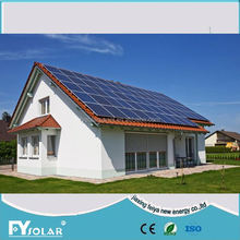 polycrystalline 150w solar panels for completive solar system