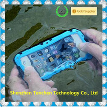 Universal Full Protect IP68 PC Phone Waterproof Case for iphone , for iphone 7 IP68 Phone Waterproof Case Wholesale