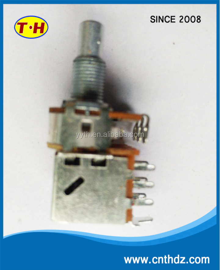 High quality Low price motorized potentiometer
