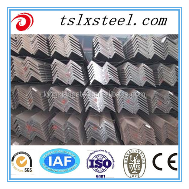 hebei Tangshan iron steel hot rolling mill unequal angle steel