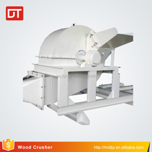 High quality bamboo chip grinding machine wood hammer mill crusher for making sawdust