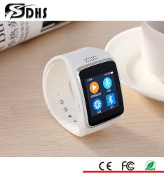 New wholesale android GPS smart watch 2015 mobile phone with bluetooth