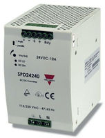 Carlo Gavazzi Inc. Switching Power Supply, SPD242401