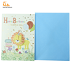 Hand Made High Quality greeting cards box birthday 3d cards diy 3d greeting cards