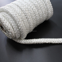 Fireproof Fiberglass Round Braid Rope