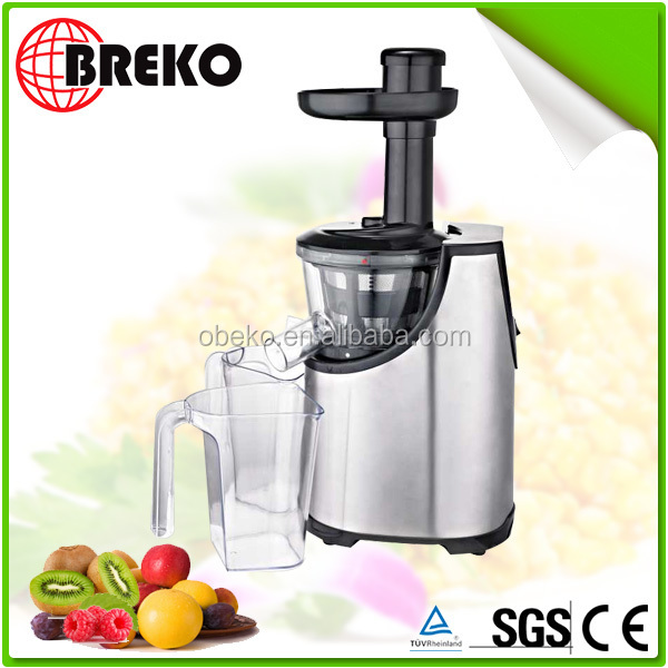 2015 Automatic Slow Juicer(low Speed Juicer) Electric vegetable Slow Juicer - Buy Electric ...