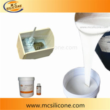 Low Viscosity Soft RTV 2 Moldmaking Liquid Silicone Rubber