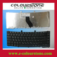 Original RU Black For Acer TravelMate 5710 Keyboard Replacement 5720 5730 5710G 5720G 5730G Extensa 5220 5230 5230E 9J.N8882.BOR