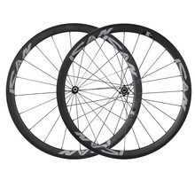 chinese road bike wheels 700c new Novatec hub 38mm clincher 23mm width carbon road bike wheels carbon fiber wheelset