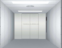 Stainless Steel Goods Elevator For Car By China Supplier With 0.4m/s