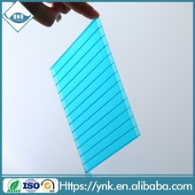 Polycarbonate Transparent Roofing Greenhouse Solar PC Hollow Ceiling Sheets