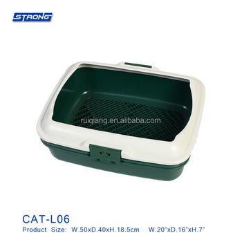CAT-L06 (Litter Tray with Basket)