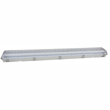 China product 1500 T8 1x58w GRP base ip65 bathroom drop ceiling vapor proof light fixture