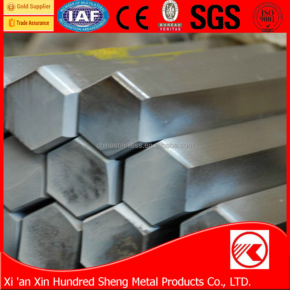 OEM service prime quality stainless steel hex bar stock