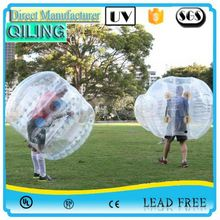 2017 Exciting sport bubble ball foot for game sports