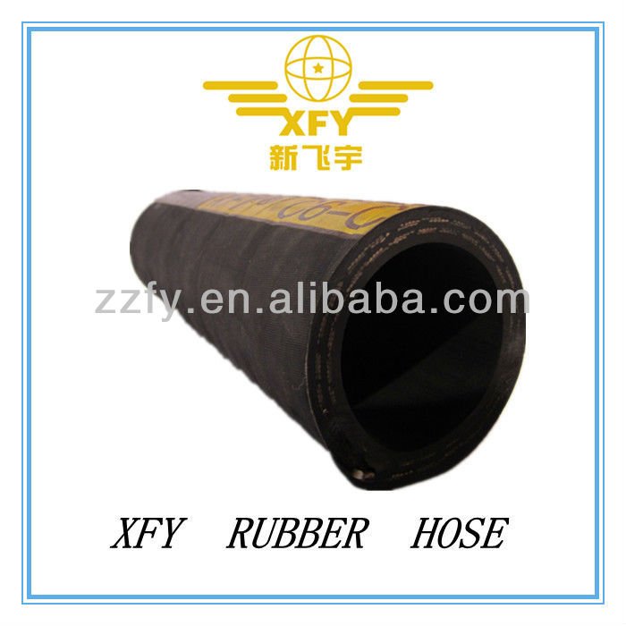 Oil Resistant Rubber Deep Well Water Hose