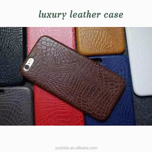 Good texture colorful leather luxury phone case for iphone6 6s 7 7plus