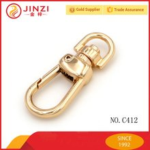 small lovely metal hook snap hook with key ring