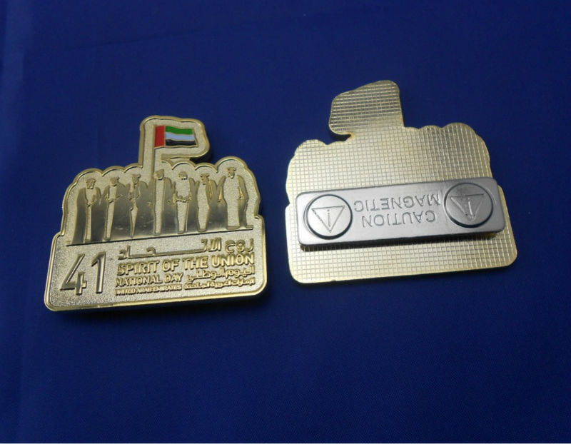 41st UAE National Day VIP Badge