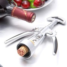 Multi Tools Gear Outdoor Steel Cork Screw Corkscrew Wine Bottle Cap Opener
