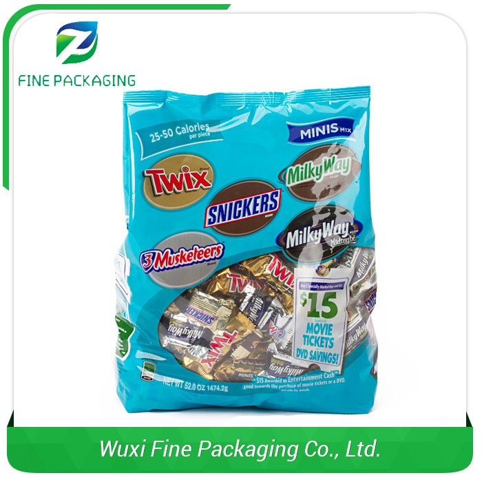 Lifelong Service Promotional Snack Dry Food Packaging
