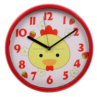 Cason Kids Wall Clocks Basic Wall Clock Cheap