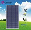 Low price polycrystalline 260w china solar panels cost