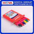 wholesale cheap stationery Kids multicolor promotion wax Jumbo Crayon