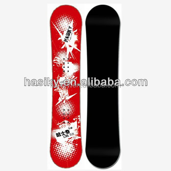 2018 Wholesale good quality China factry snowboard
