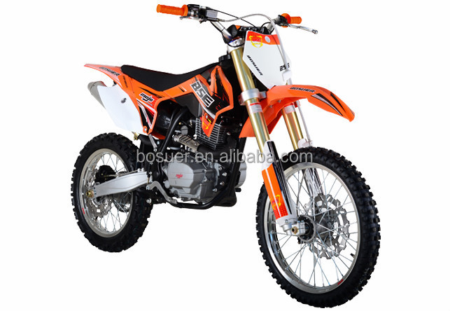 KTM style 250cc dirt bike air cooler new bike 2015 880mm Seat Height