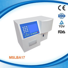 Advanced and high quality semi-automatic blood biochemical analyzer with cheap price MSLBA17-L