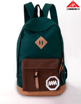 HOT SALE GREEN DAILY BACKPACK
