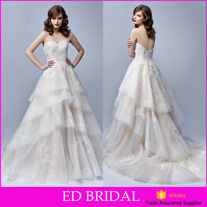 New Come wedding gowns and bridal dress 2017 Alibaba