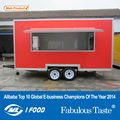 FV-45 New Style bbq food cart for sale CE bbq food cart for sale