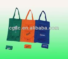 2013 new eco pp non woven grocery shopping tote bag