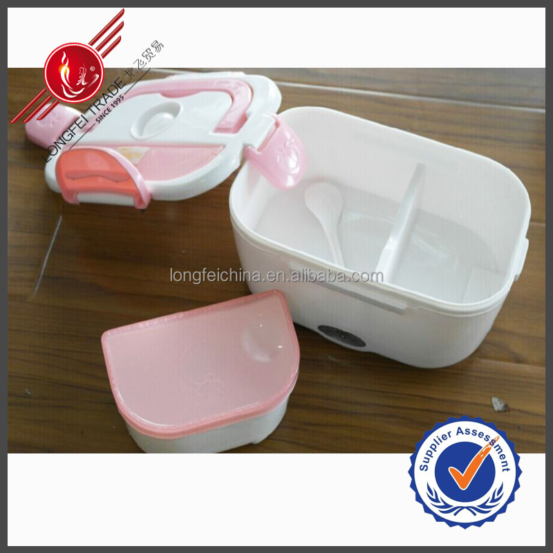2015 New Product Bento Box Food Warmer Electric Heating Lunch Box For Keeping Food Warm