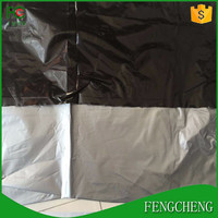 silver plastic mulch film for palm tree ground covering