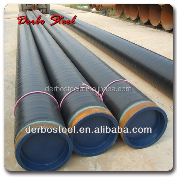 3PE/3LPE Coating Seamless Steel Pipe For Oil&Gas Industrial