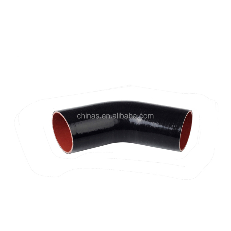 High Performance 45 Degree Reducer Elbow Volvo Coupler Silicone Radiator Hose