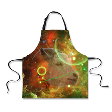 OEM Fashional Sublimation Printing different types of aprons