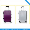 Professional makeup case with wheel decent brand suitcase