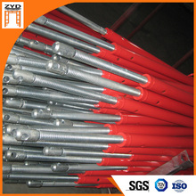 Construction Scaffolding System Steel Push-pull Prop For Support