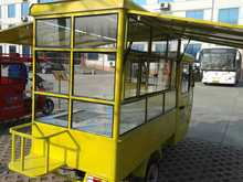 Dining Electric tricycle