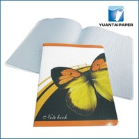 Soft Paper Cover Composition Book For