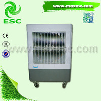 Window centrifugal type portable air cooler portable cooling water treatment equipment