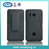 Belt clip Armor hard pc case for huawei ascend y300