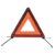 High Reflective Material Car Warning Triangle