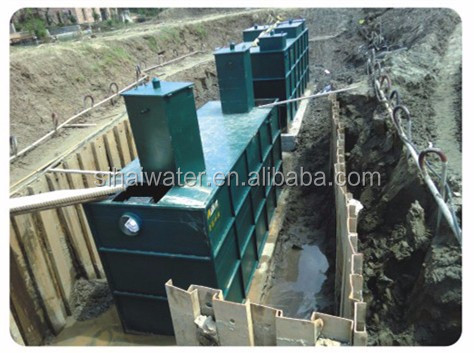 High Efficient Leachate Treatment Water Waste Plant/LANDFILL WASTE DISPOSAL